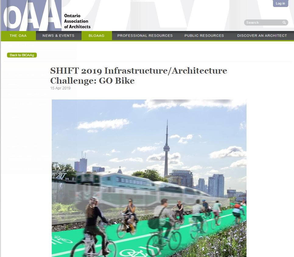 OAA SHIFT 2019 architecture challenge