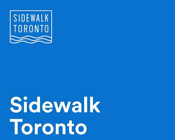 sidewalk toronto report