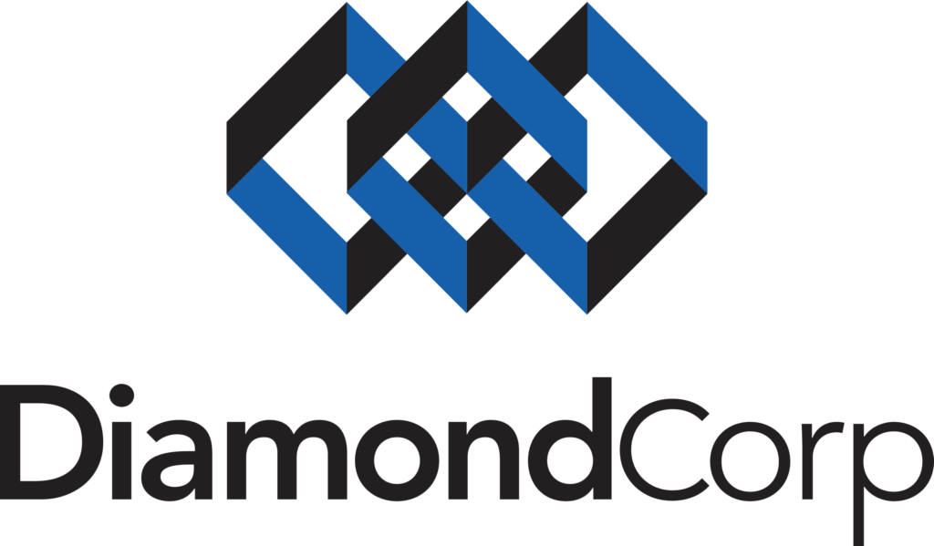 Diamond Corp Logo