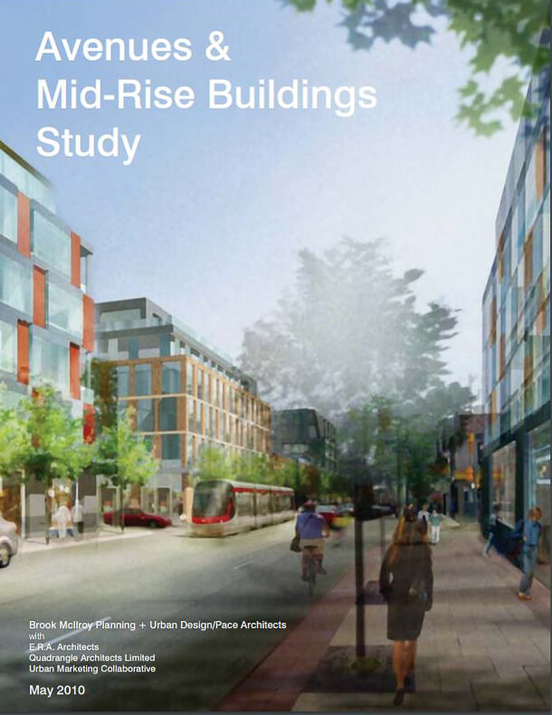 Avenues and Mid-Rise Buildings Study